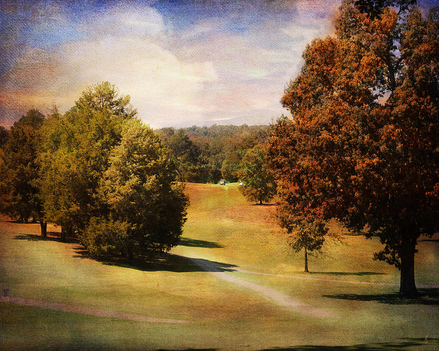 Golf Photograph - Golf Course Iv by Jai Johnson