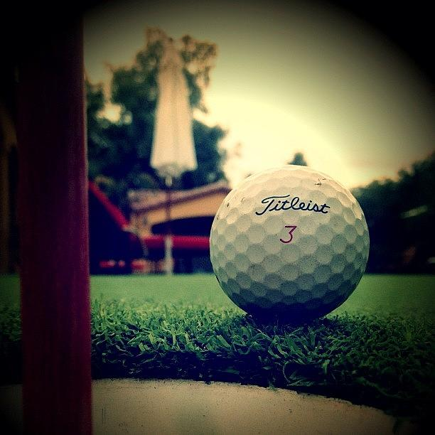 Golf Photograph by Matheo Montes