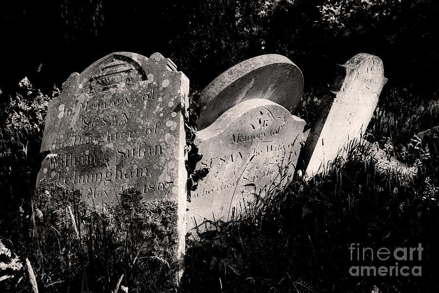 Gothic Photograph - Gone But Not Forgotten by Darren Burroughs