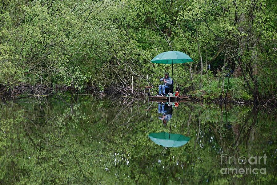 Margrove Photograph - Gone Fishing by Doug Thwaites