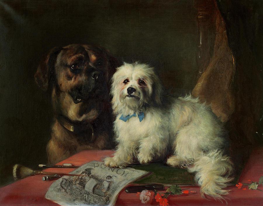 Good Companions Painting - Good Companions by Earl Thomas