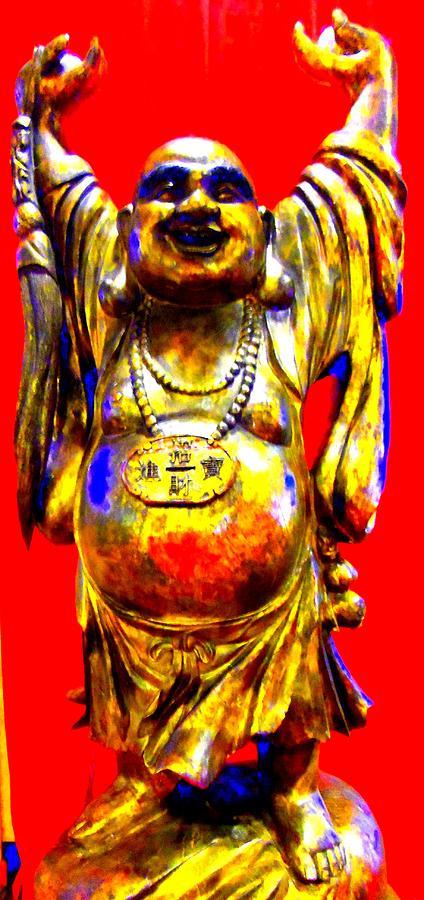 Good Luck Digital Art - Good Luck At The Gold Coast by Randall Weidner