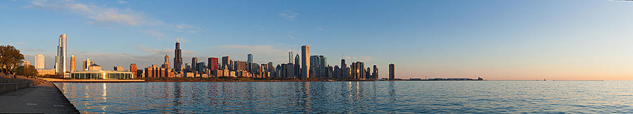 Good Morning Chicago by Robert Harshman