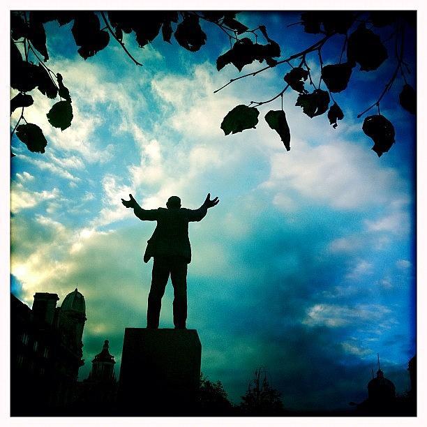 Dublin Photograph - Good Morning #dublin #photography by David Lynch