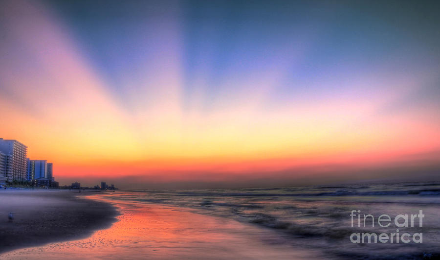 Sunrise Photograph - Good Morning by Jeff Breiman