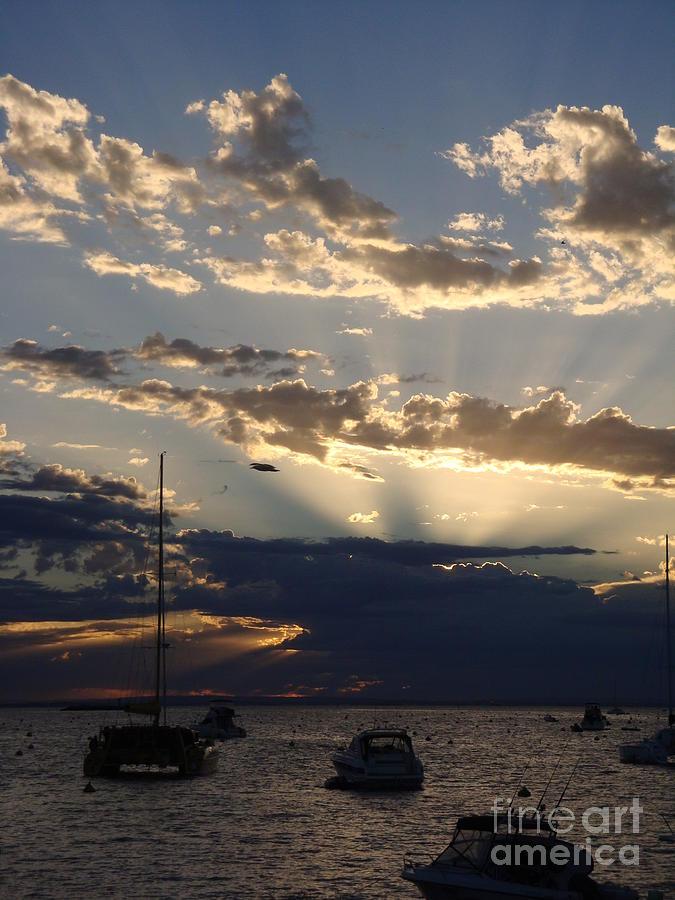 Dawn Photograph - Good Morning by Kelly Jones