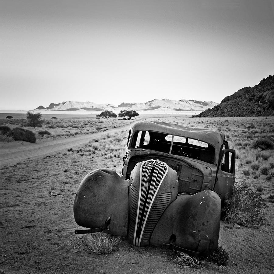 Namibia Photograph - Good Old Times by Nina Papiorek