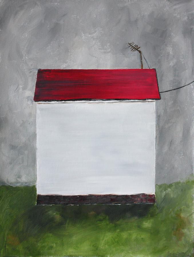 House Painting - Good Reception by Ralph LeCompte