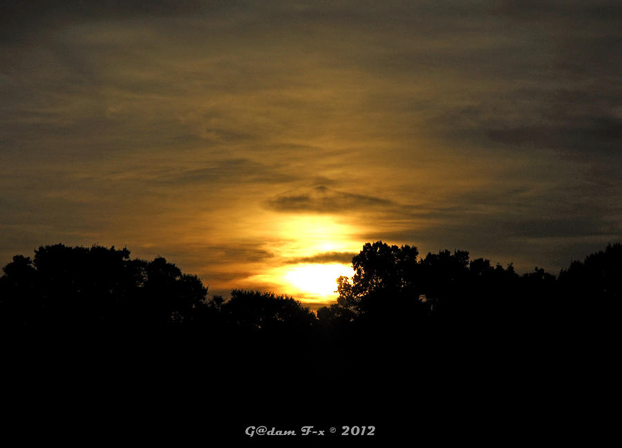 Print Photograph - Goodbye Day  by G Adam Orosco