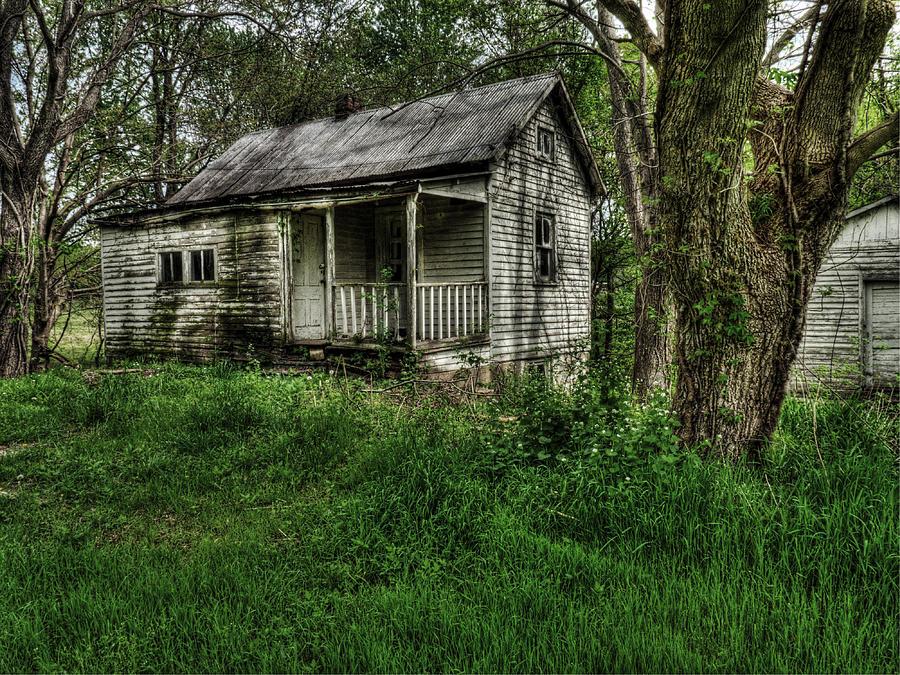 Population Photograph - Gore Missouri Population Seven by William Fields