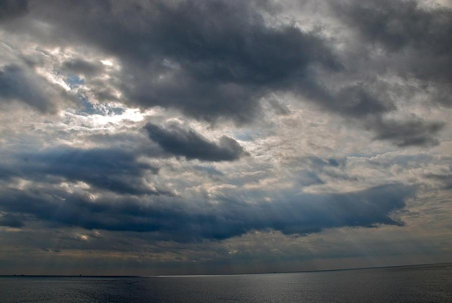 Gozo Photograph - Gozo Skies by Eric Tressler