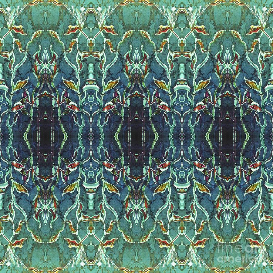 Blues Painting - Graceleavz  by Sue Duda