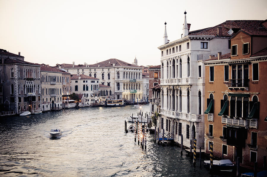 Horizontal Photograph - Grand Canal by Stuart Westmorland