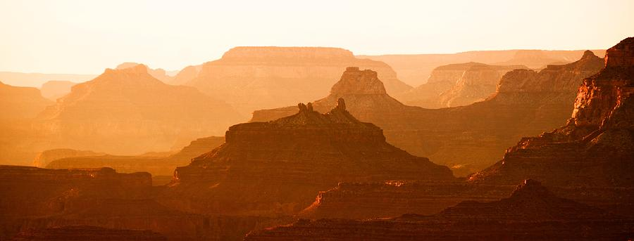 Adventure Photograph - Grand Canyon At Dusk by C Thomas Willard