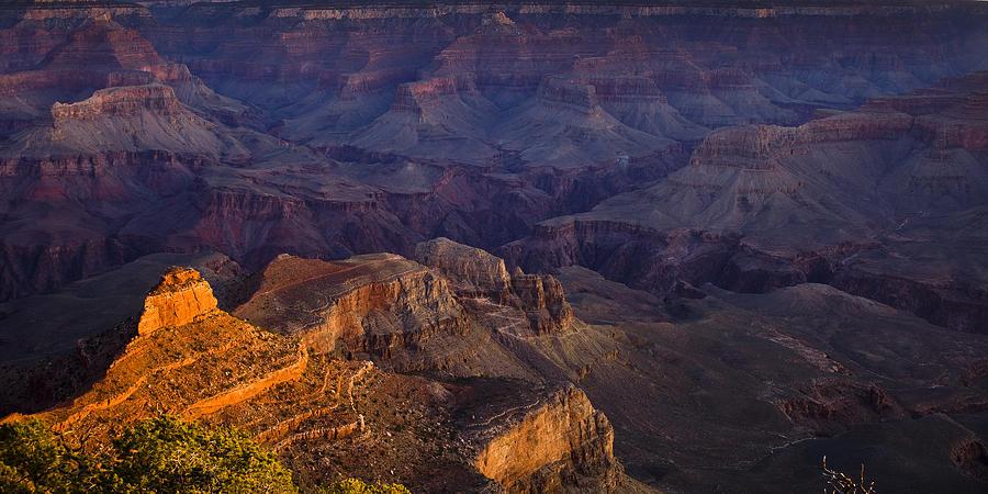 National Park Photograph - Grand Canyon Panorama by Andrew Soundarajan