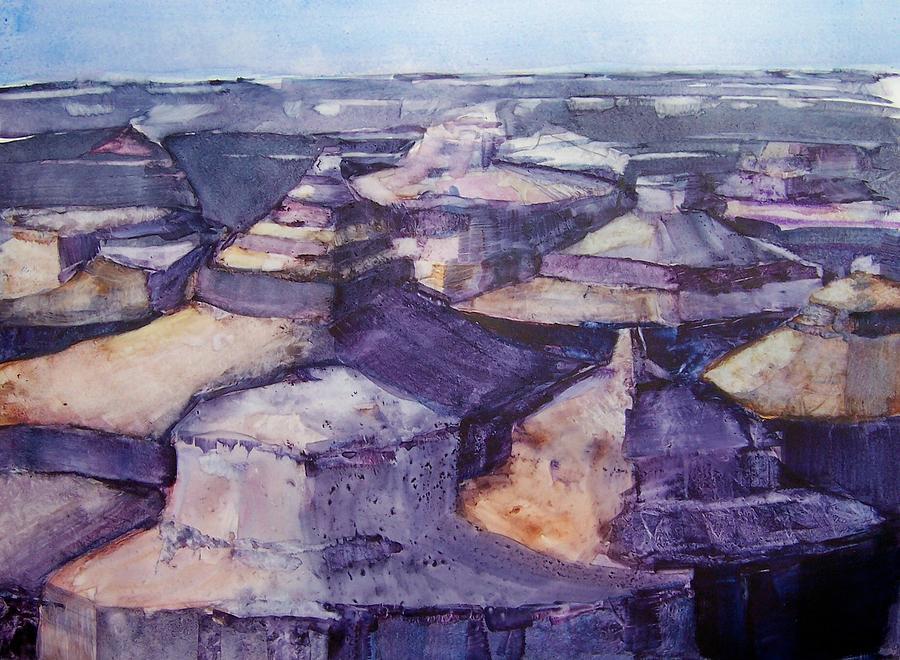 Grand Canyon Painting - Grand Canyon by Regina Ammerman