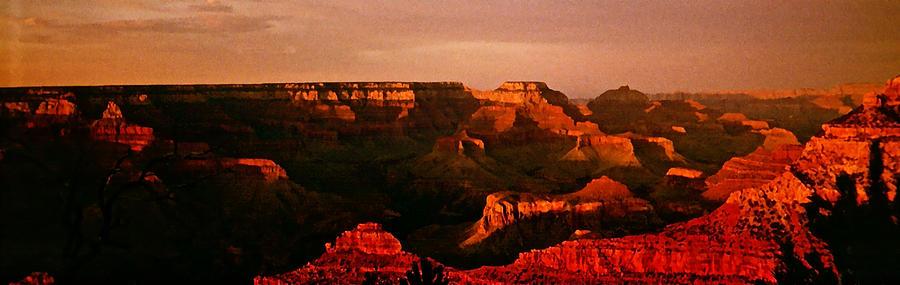 Grand Canyon Photograph - Grand by Frank SantAgata
