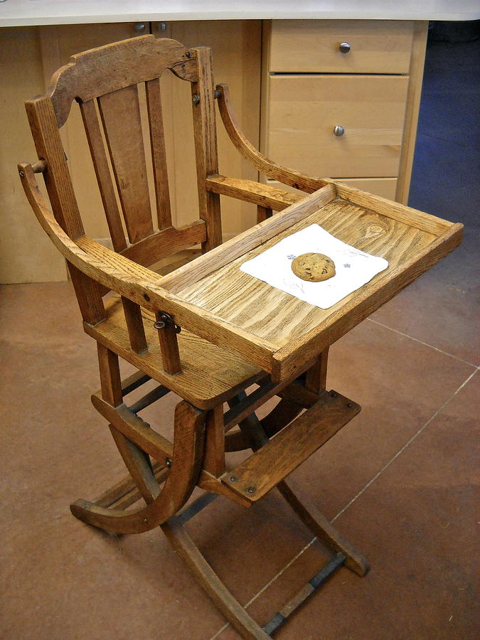 Grand Old High Chair