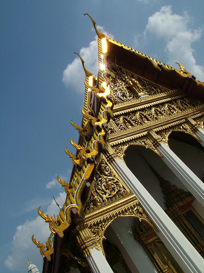Thailand Photograph - Grand Palace V1.1 by Guardians of the Future
