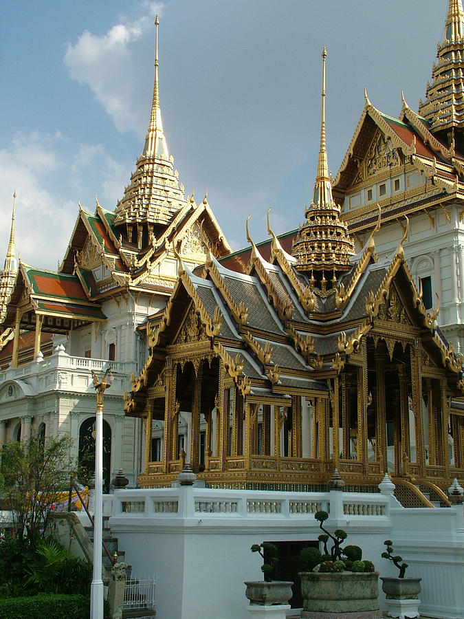 Thailand Photograph - Grand Palace V1.4 by Guardians of the Future
