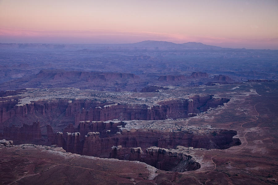 Island In The Sky Photograph - Grand View Point - Utah by Andrew Soundarajan
