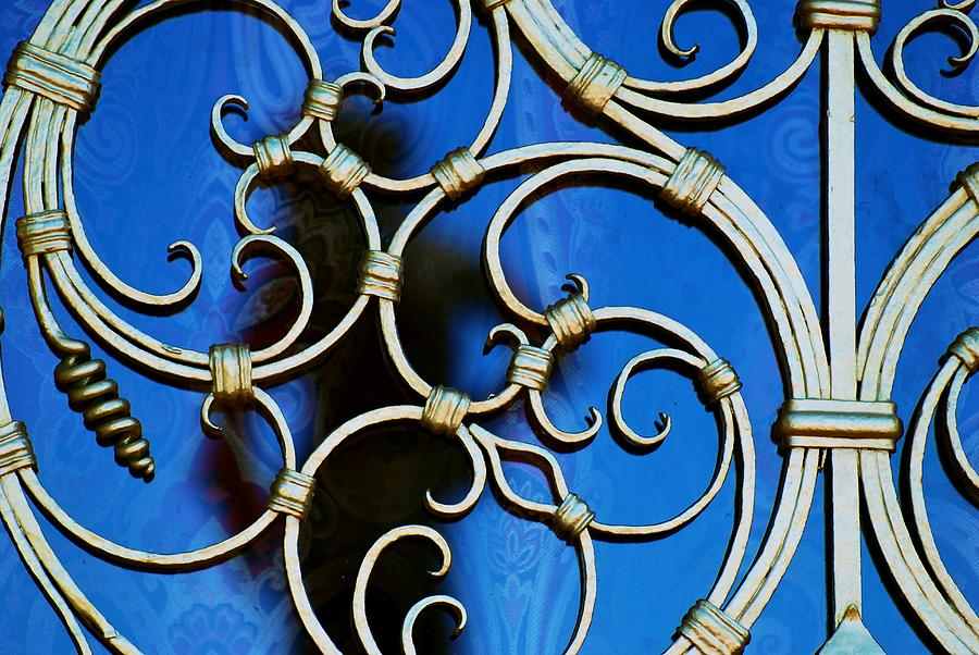 Iron Work Photograph - Great Craftsmanship by Eric Tressler