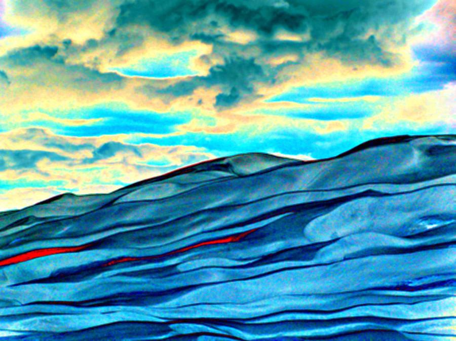 Great Sand Dunes National Park Photograph - Great Sand Dunes by Daniel Dodd