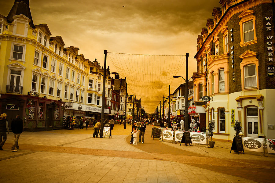 2012 Photograph - Great Yarmouth by Ruth MacLeod
