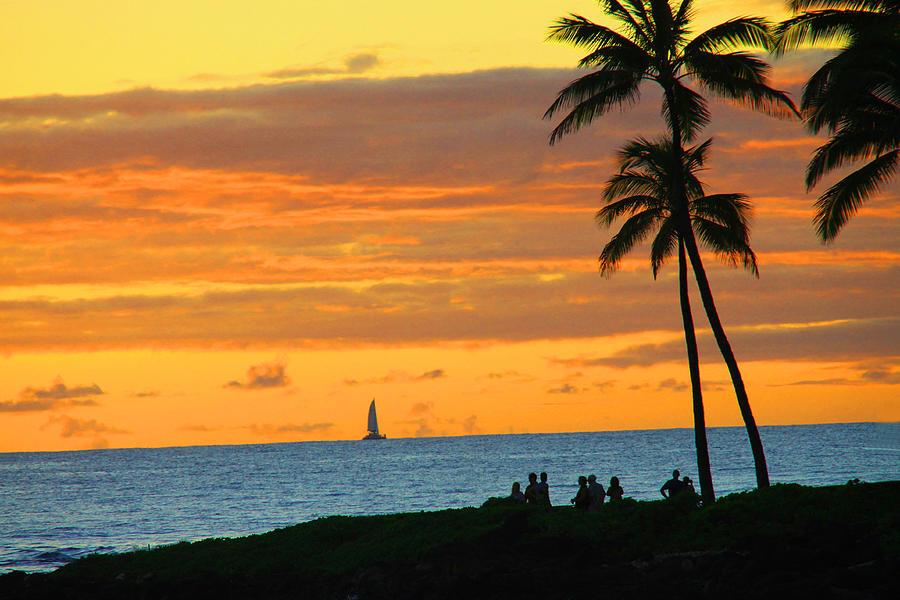 Kauai Photograph - Greatest Show On Earth by Dana Kern