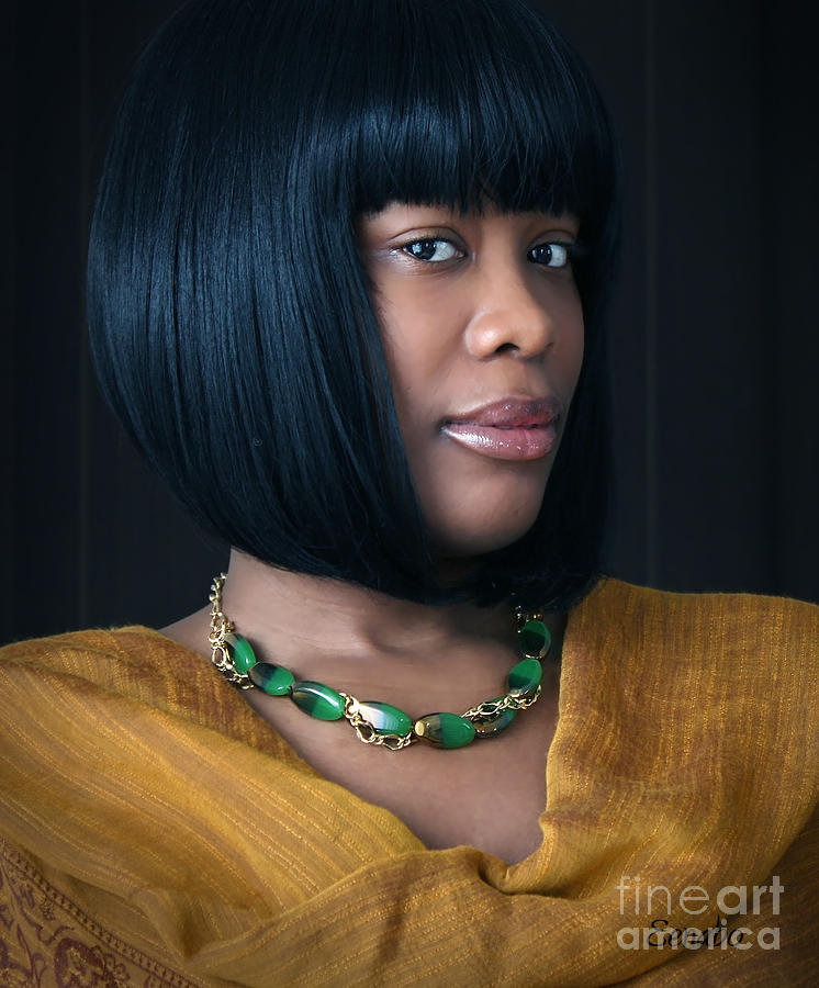 Jewelry Photograph - Green And Gold by Eena Bo
