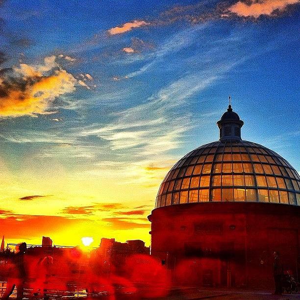 Beautiful Photograph - Greenwich In Summer by Samuel Gunnell