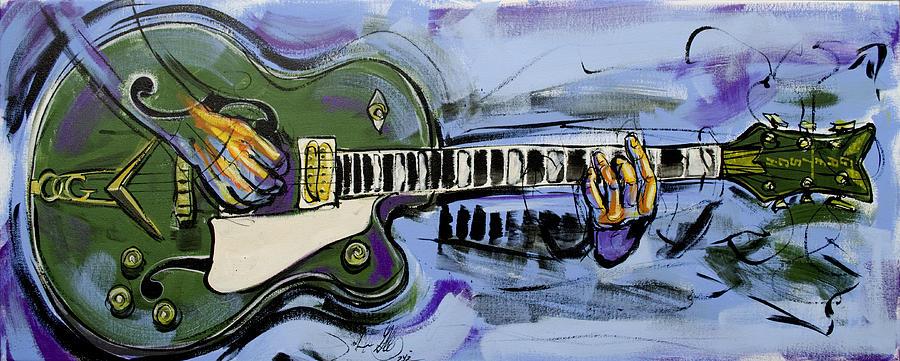 Gretsch Guitar by John Gibbs