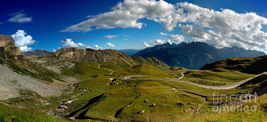 Grossglockner High Alpine Road Photograph By Nailia Schwarz