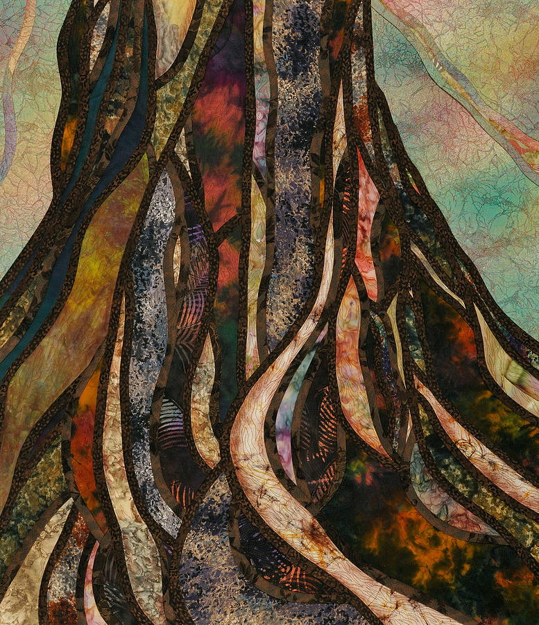 Tree Tapestry - Textile - Grounded by Doria Goocher