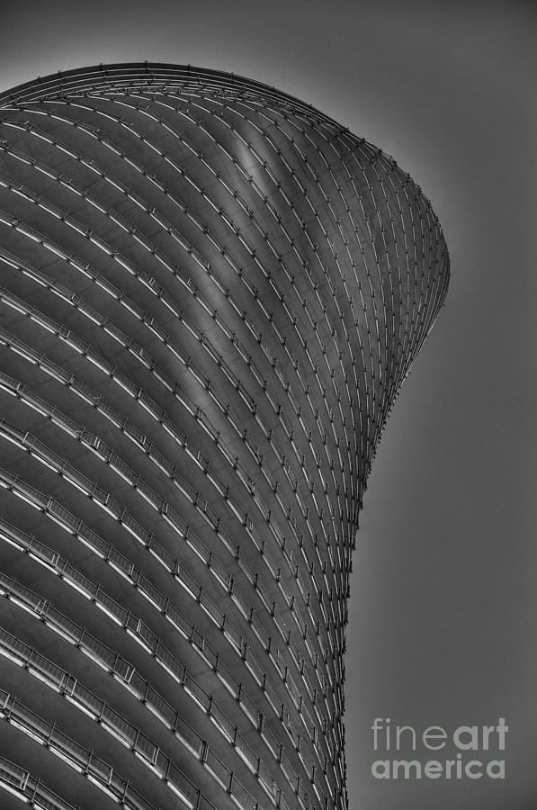Architecture Photograph - Growing Higher by Anca Jugarean