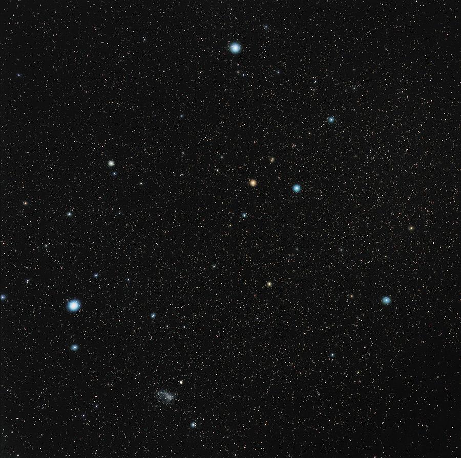 Space Photograph - Grus Constellation by Eckhard Slawik