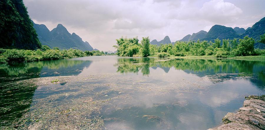 China Photograph - Guangxi In China by Shaun Higson