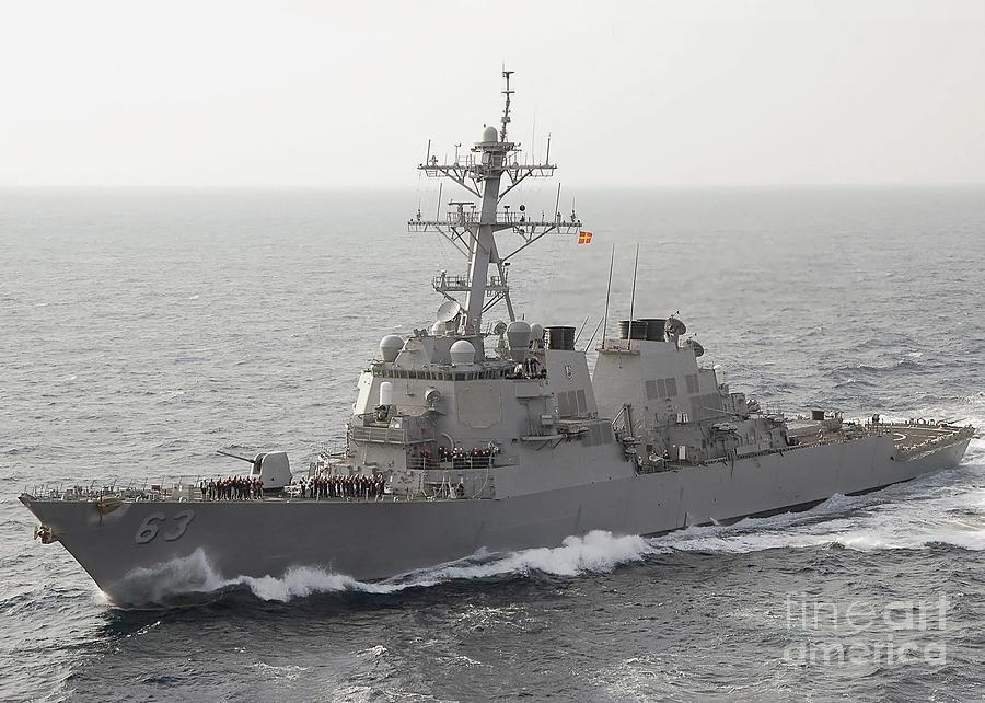 Resultado de imagen para USS Stethem