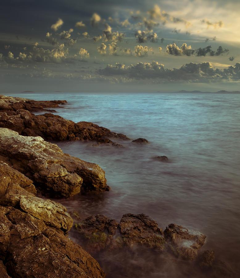 Dream Photograph - Half A Dream V2 by Akos Kozari