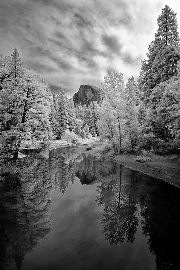 Vertical Photograph - Half Dome by LiorDrZ© Photography