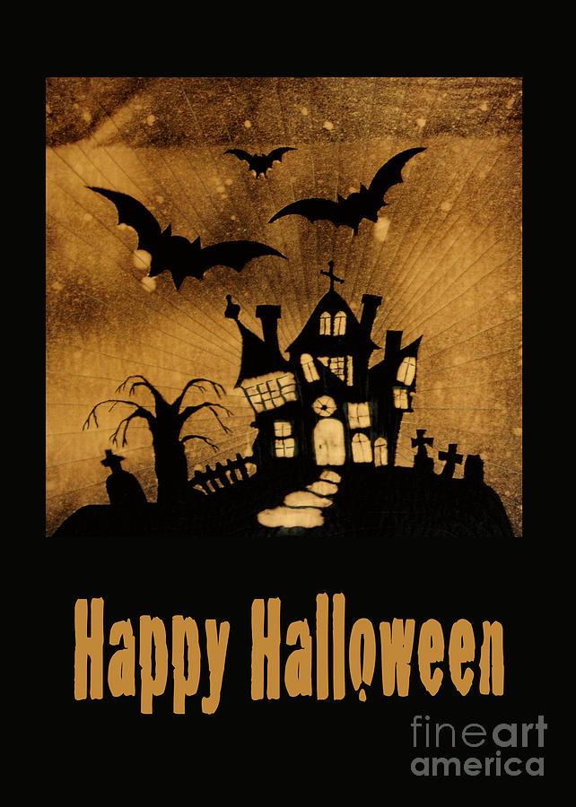 Halloween Photograph - Halloween Quilt Top by Nancy Greenland