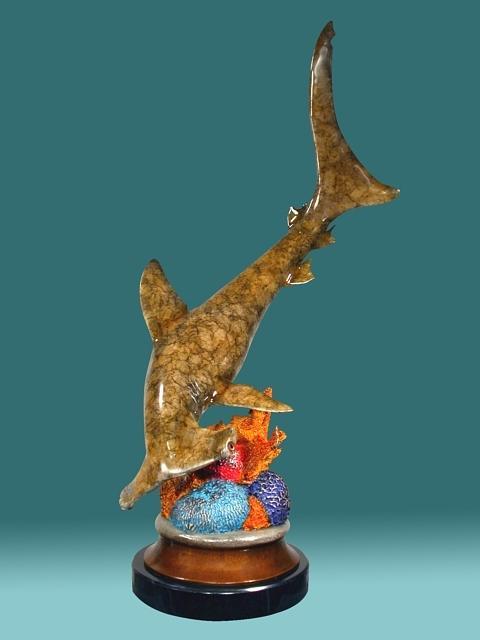 Hammer Head  Sculpture by John Townsend