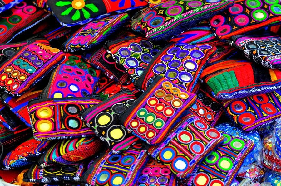 Handicrafts Of India Photograph By Mrutyunjaya Dash
