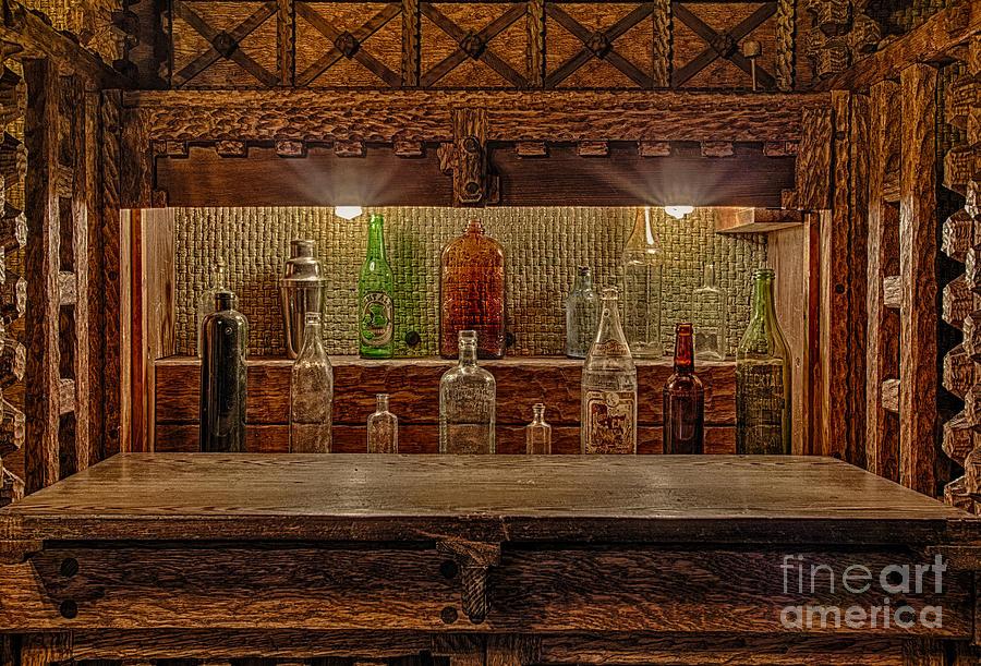 Bar Photograph - Happy Hour by Susan Candelario