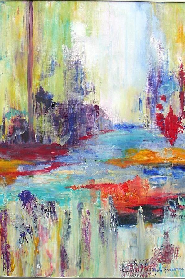 Harborside by Paula Robertson