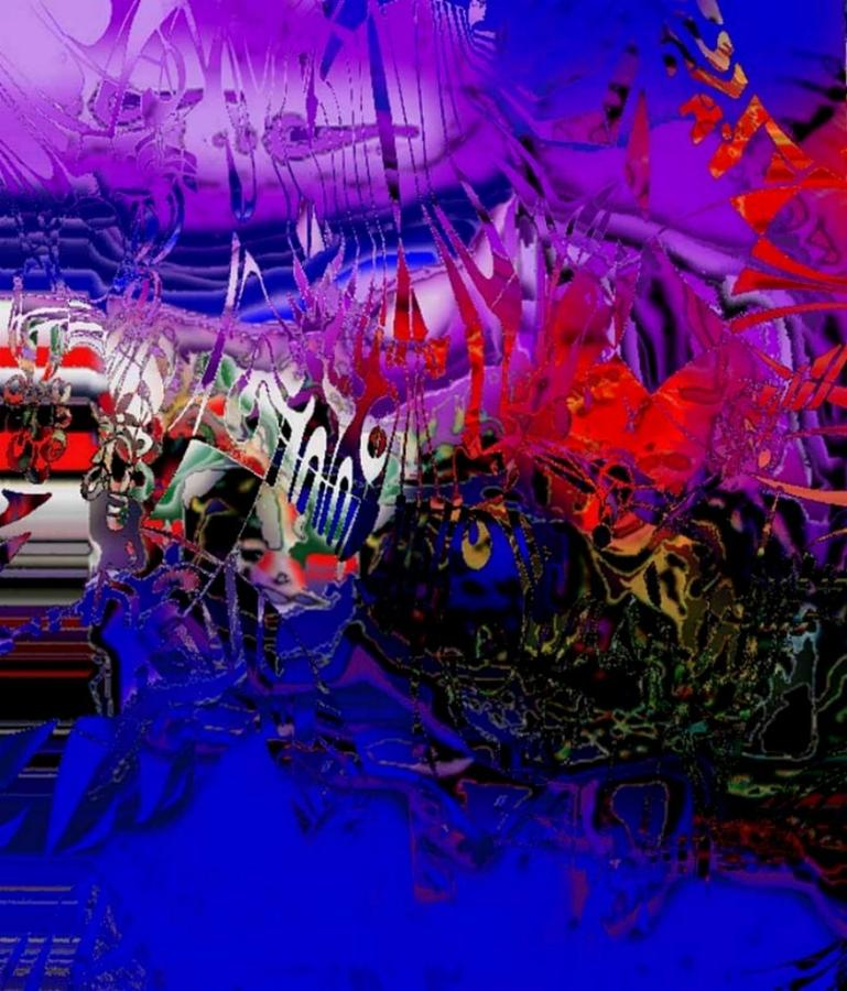 Harbour Digital Art - Harbour by Oksana Linde