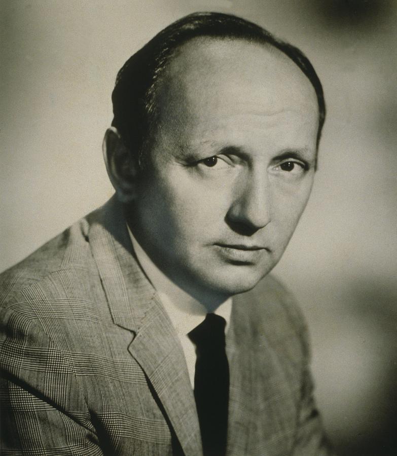 1930s Photograph - Harold Robbins 1916-1997 Popular by Everett