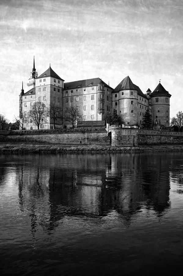 Hartenfels Castle Photograph - Hartenfels Castle by Falko Follert