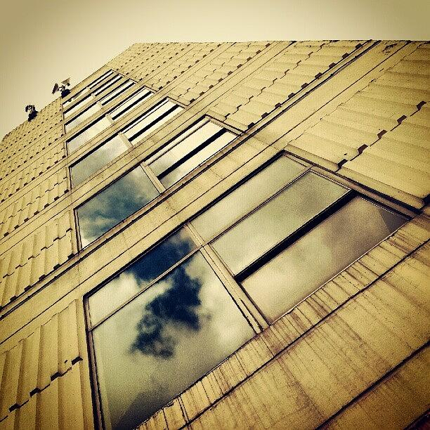 Building Photograph - Havenbridge House #building #windows by Invisible Man