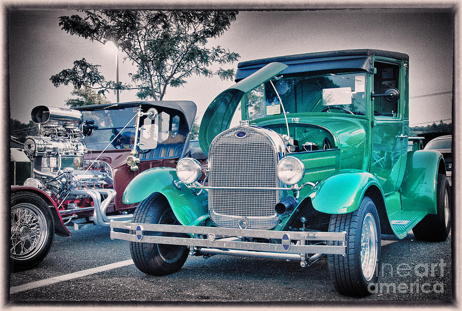Hdr Pictures Pickup Truck Vintage Classic Photo Photography Buy ...